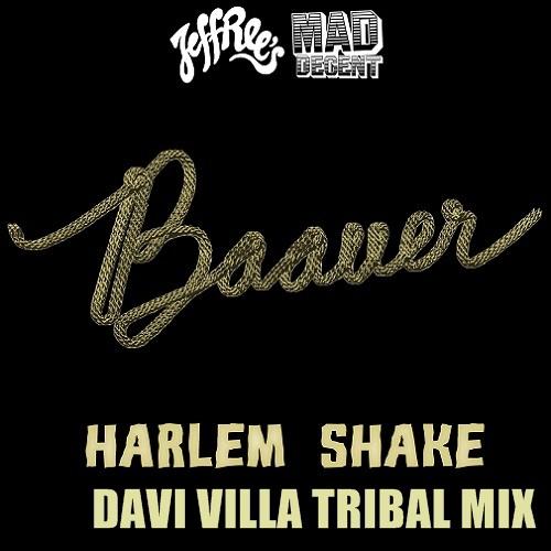 Baauer - Harlem Shake (Davi Villa Tribal Mix) PREVIEW