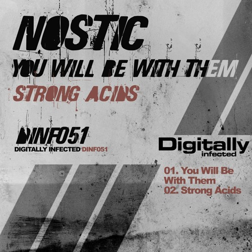 Nostic - You Will Be With Them (Original Mix)