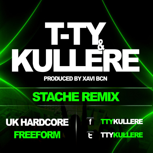 T-TY & KULLERE - STACHE REMIX (OUT NOW)