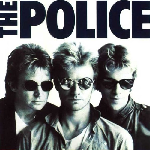 The Police - every breath you take - Partial Cover