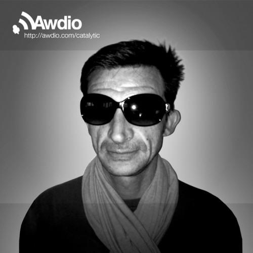 Alain D.(Catalytic,Fr) Live set -22/03/2013 -on AWDIO 4 Catalytic-Records /Madrid-Spain