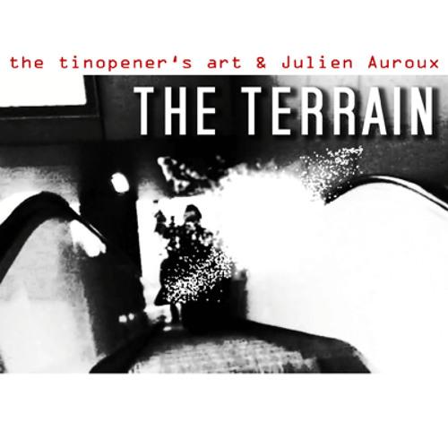 the terrain (the tinopener's art & Julien Auroux)