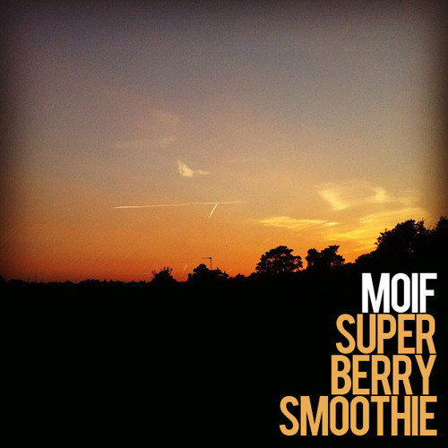 Moif - Super Berry Smoothie
