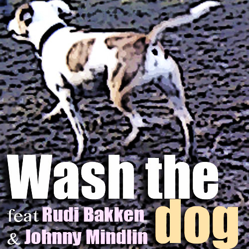 Zydeco - WASH THE DOG Leilani Roosman feat Rudi Bakken accordion &  Johnny Mindlin spoons & mandolin