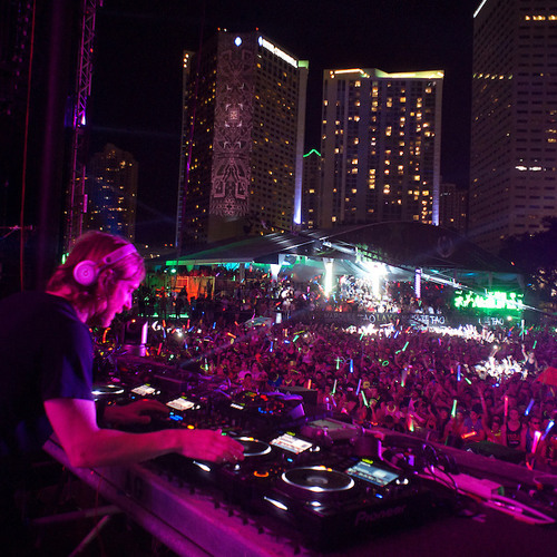 David Guetta - Ultra Music Festival (Live Set 2013)