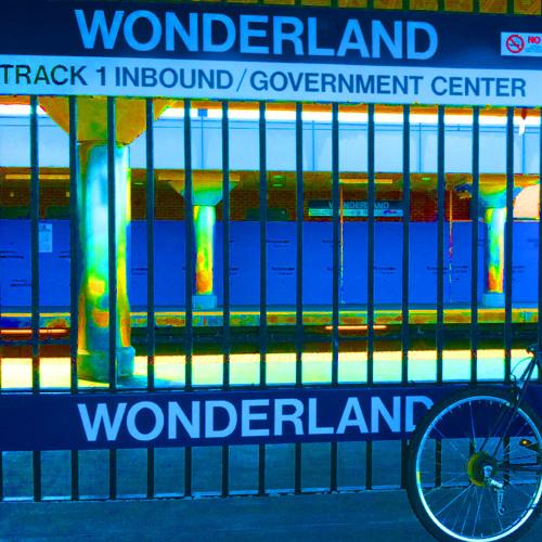 """Ⓣ Dance """"Wonderland Track 1 Inbound"""" - (by other artists) / Boston Subway"""