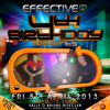 Effective 4th Birthday promo mix by Wizard