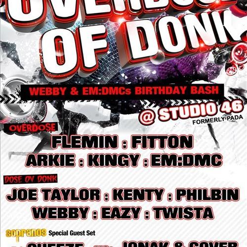 Overdose of donk promo Mash up track free download :)