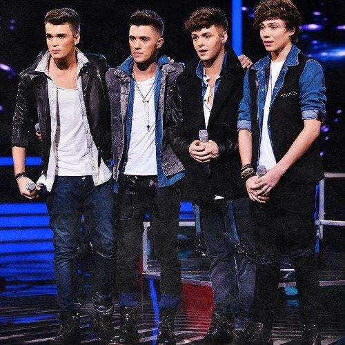 Union J -  Beneath Youre Beautiful