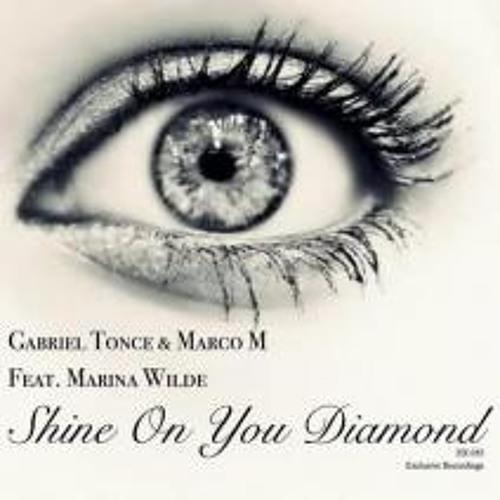 Gabriel Tonce & Marco M feat. Marina Wilde - Shine On You Diamond (Ari Kyle & Audioscape Remix)