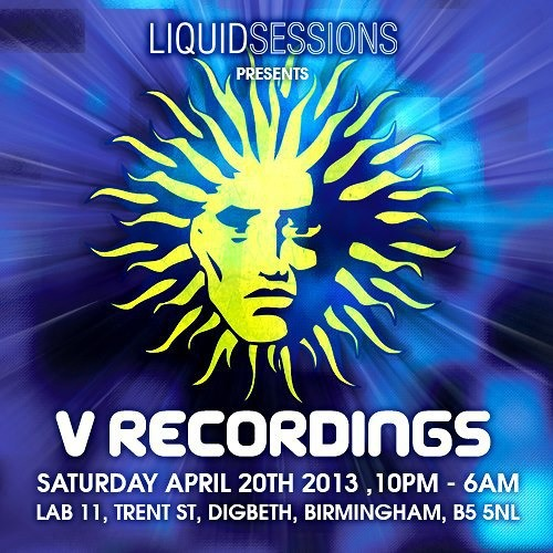 LIQUID SESSION : V RECORDING ADD