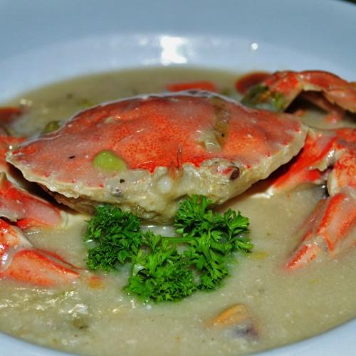1. Crab Soup