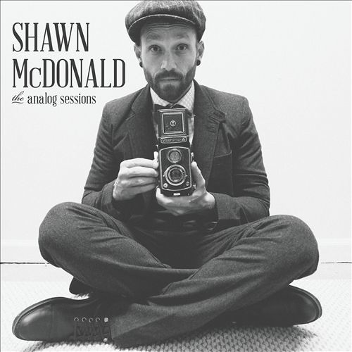 Testimony: A Musicians Story-Shawn McDonald