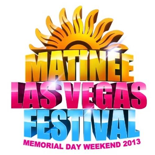 MATINÉE Las Vegas Festival 2013  DJ Contest - Erik Withakay