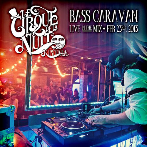 Le Cirque de la Nuit Kintala DJ Mix