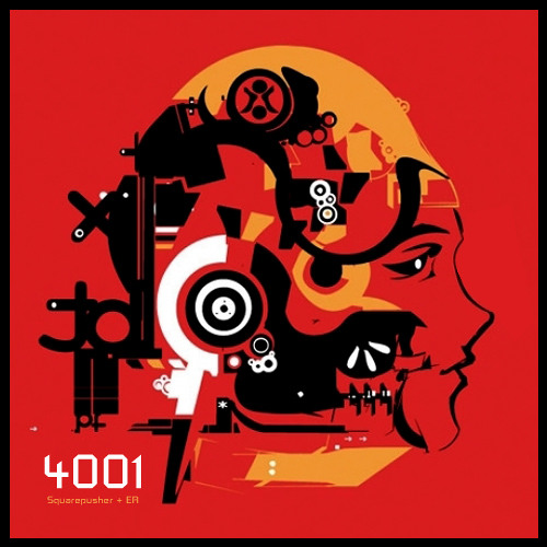 Squarepusher - 4001 (Remix by Edwin Rosero)