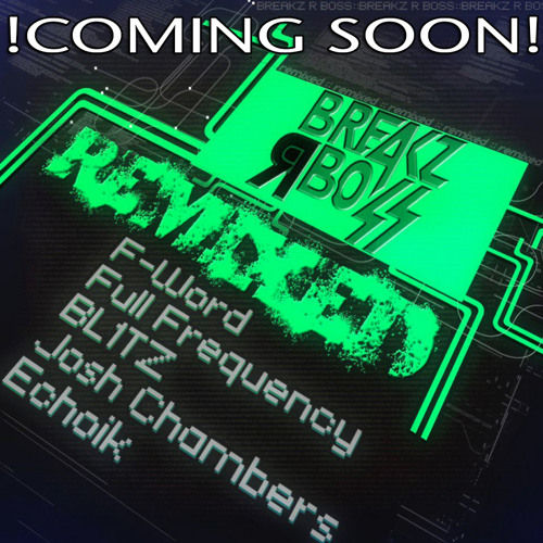 BASSIK - Its about time (Full Frequency Remix) Preview COMING SOON on Breakz R Boss!