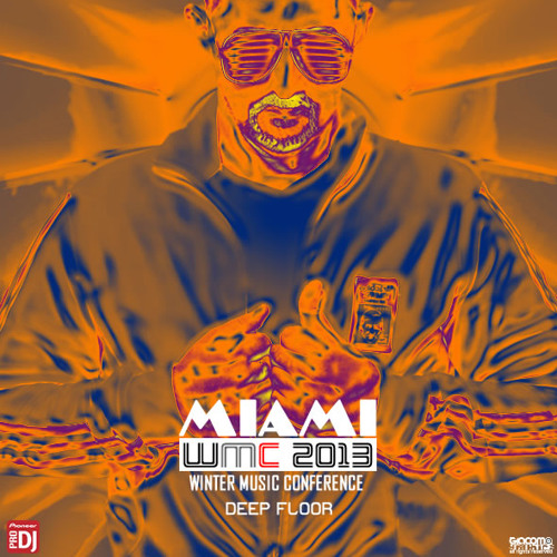 MIAMI WMC 2013 deep floor