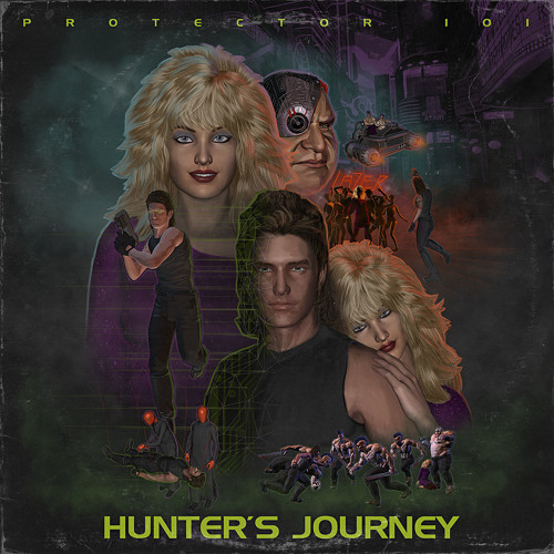 Protector 101 - Hunter's Journey EP Preview (OUT NOW)