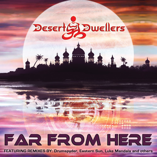 Desert Dwellers - Far From Here (Luke Mandala Remix)  (190KPBS)
