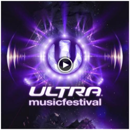 Funkagenda Recorded Live @ Ultra Music Festival - Miami - Sun 24th March 2013