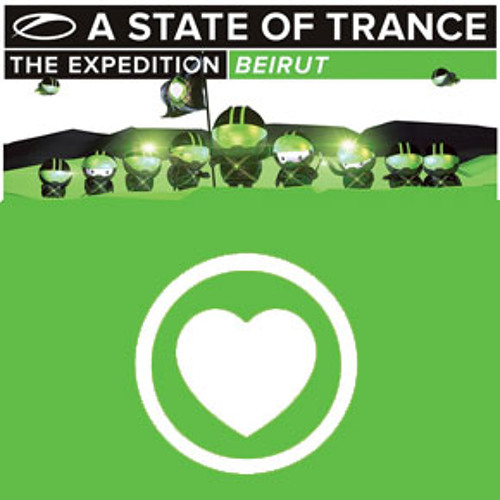 Marlo a state of trance 600 asot live beirut for Alex kunnari lifter maison dragen remix