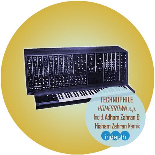 Technophile - La Savane (Adham Zahran & Hisham Zahran) Cut