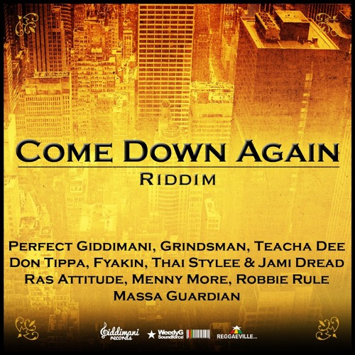 Ras Attitude - Chalice Pipe [Come Down Again Riddim by Weedy G Soundforce 2013]