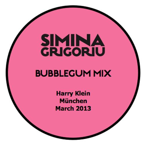 Simina Grigoriu - BUBBLEGUM Mix