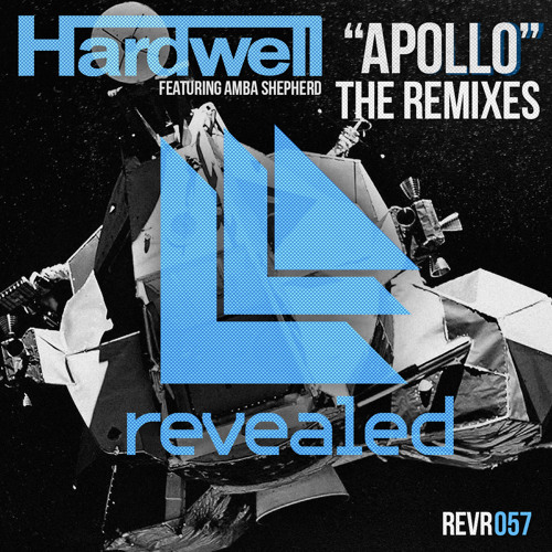 Hardwell feat. Amba Shepherd - Apollo (Lucky Date Remix) [OUT NOW]
