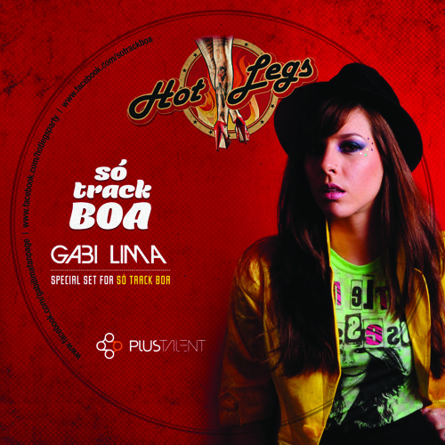 Gabi Lima Podcast Só Track Boa (Janeiro 2013)