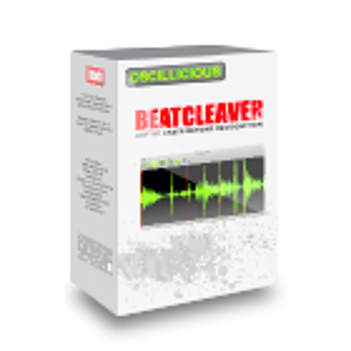 """Time Stretching with BeatCleaver - """"Guitars"""" Demo Song"""