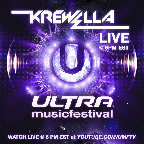Krewella - Ultra Music Festival 2013 Weekend 2 Day 2 Full Set