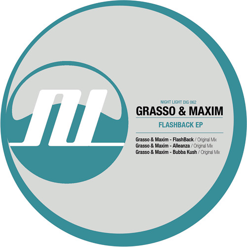 Grasso & Maxim - Alleanza - Night Light Records