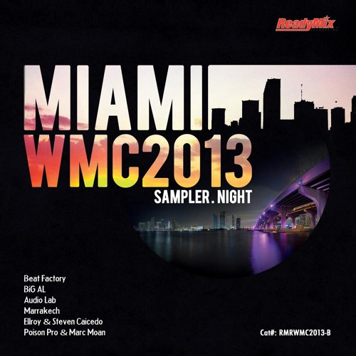 RMRWMC2013B Big Al, Gunther, Stamina, Audio Lab - Heartbeat (Original Mix)