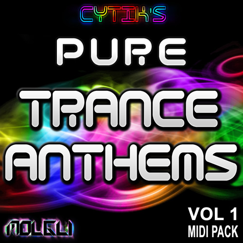 Cytiks Pure Trance Anthems Vol 1 MP3 Demo £9.99