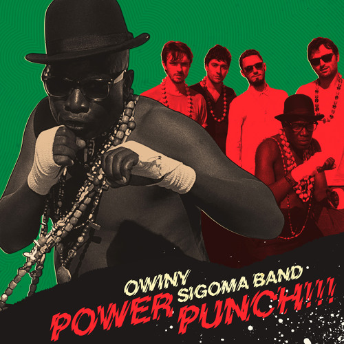 Owiny Sigoma Band - Sunken Wrecks