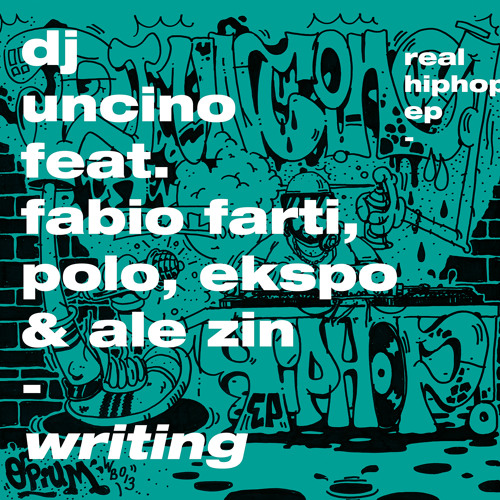 DJUNCINO - WRITING feat. AleZin, Ekspo,Fabio Farti, Polo