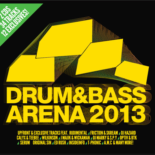 InsideInfo - Trickle (Drum&BassArena 2013 Exclusive)