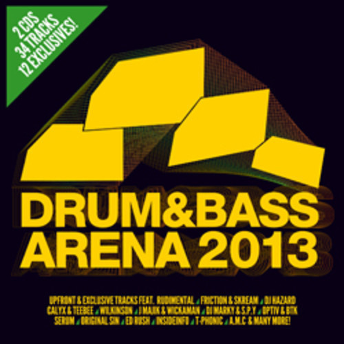 Optiv & BTK - Ignition feat. Ryme Tyme (TR Tactics Remix) -  [Drum & Bass Arena 2013]
