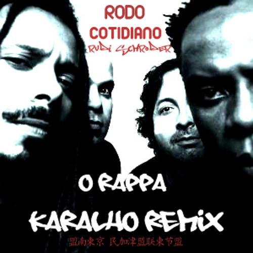 Rudi Schroder_Ft. O Rappa_-_Rodo Cotidiano.(Unreleased Mix.)