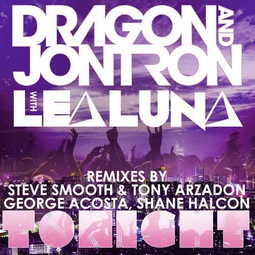 Tonight (Steve Smooth & Tony Arzadon Remix) - Dragon & Jontron with Lea Luna