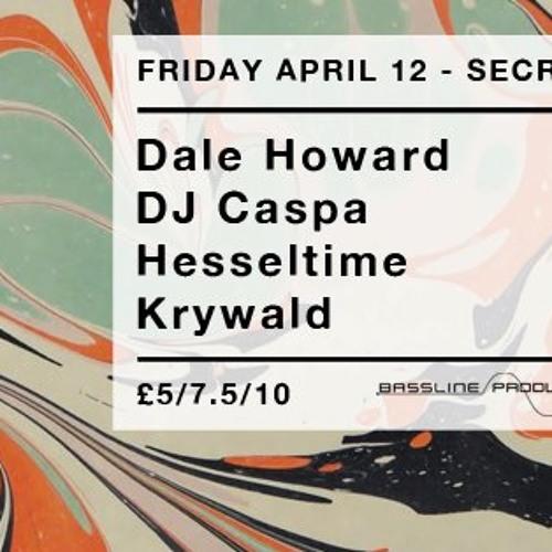 DJ CASPA PERCOLATE PROMO MIX ...25.3.13