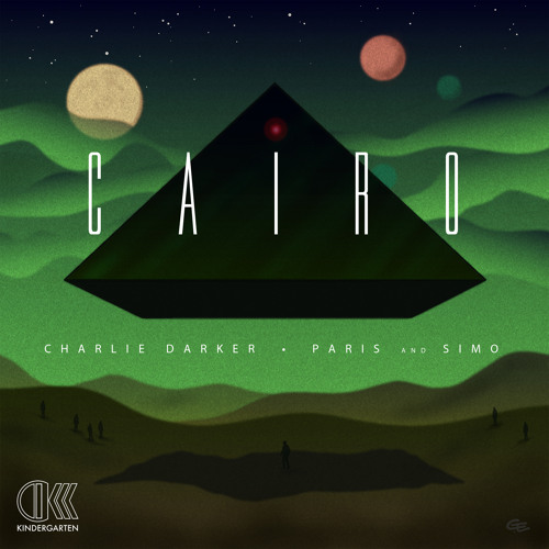 Charlie Darker, Paris & Simo - Cairo (Original Mix)