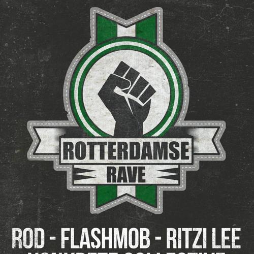 ROD @ Rotterdam Rave, Factory 010, Rotterdam (16-3-13)