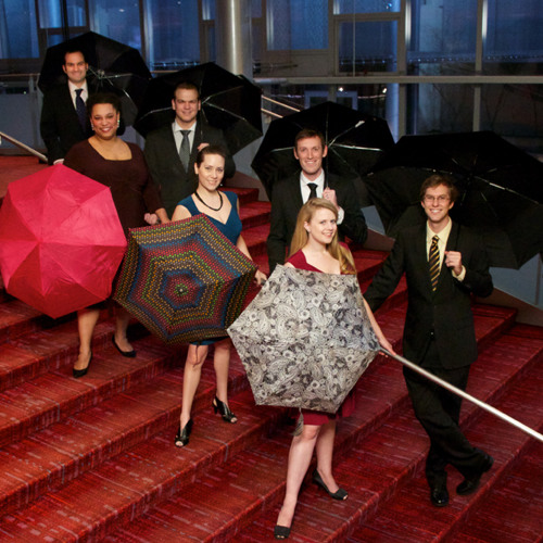 Seattle Opera's 2012/13 Young Artists