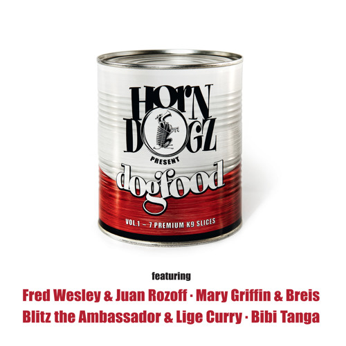 02- Horndogz - Rocksteady (Horndogz Remix) ft Mary Griffin' & Breis