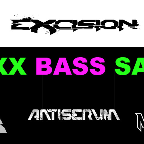 XXX Bass Salt by Antiserum, Mayhem, Excision, and Space Laces (F3's Sexy Ass Mashup)