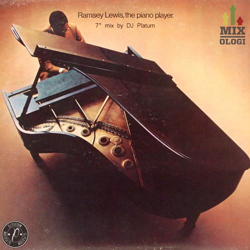 Vintage Diversity: Ramsey Lewis 7 inch covers (DJ Platurn)