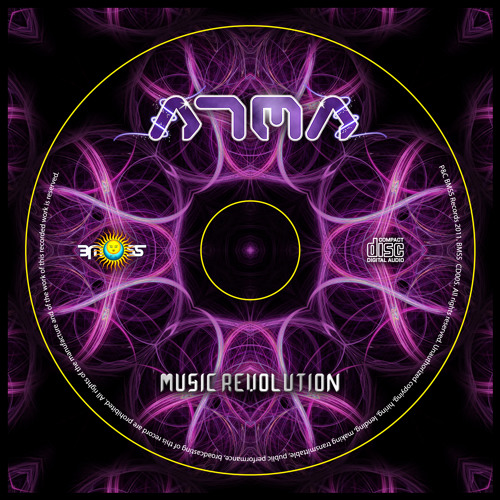 Atma - Space Conquest (Remaster 2013)